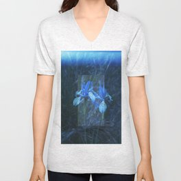 Iris on Film Unisex V-Neck