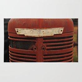 Farmall Tractor Rug