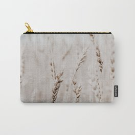 wheat. Carry-All Pouch