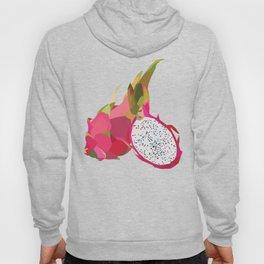 Geo Dragon Fruit Hoody