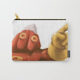 Gelatin Man Carry-All Pouch