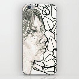 Elina iPhone Skin
