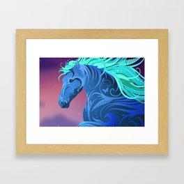 Fantasy Horse Framed Art Print