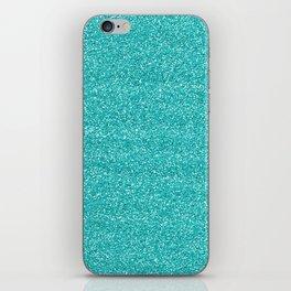 Sea Glitter iPhone Skin