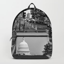 DC Collage Backpack