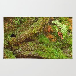 Moss Hysteria Rug