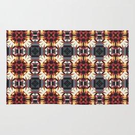 Aesthetics: ethnic pattern Rug