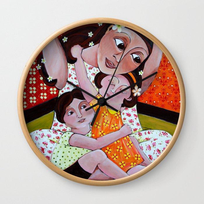 """""""My Little Nest"""" Wall Clock"""