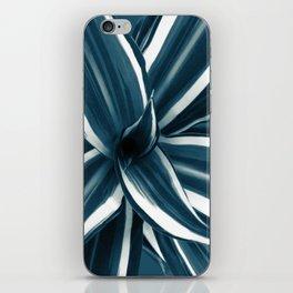 White Jewel - Dracaena Delight #1 #tropical #decor #art #society6 iPhone Skin
