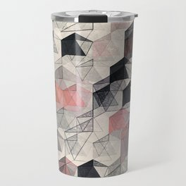 as the curtain falls (variant) Travel Mug
