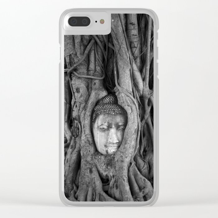 its complicated - vine buddha Clear iPhone Case