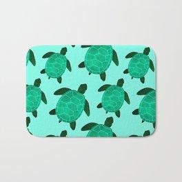 Turtle Totem Bath Mat