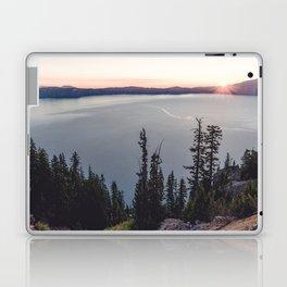 Lakeside Sunrise Laptop & iPad Skin