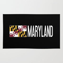 Maryland: Marylander Flag & Maryland Rug