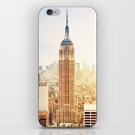 Empire State in New York iPhone Skin
