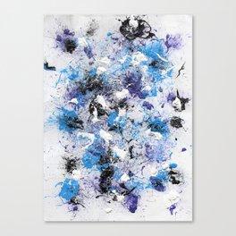 Splodges Canvas Print