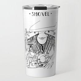 SHOVEL Travel Mug