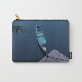 Blue Canoe Carry-All Pouch