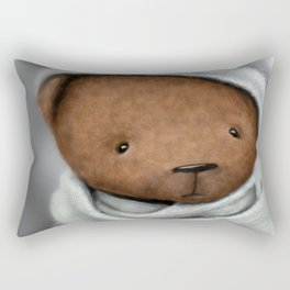 mommy bear /Agat/ Rectangular Pillow