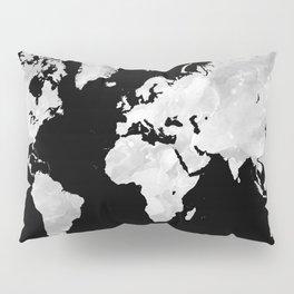 Design 70 world map Pillow Sham