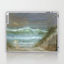 Gulf Shore Laptop & iPad Skin