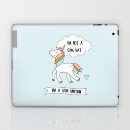 I'm a gym unicorn Laptop & iPad Skin
