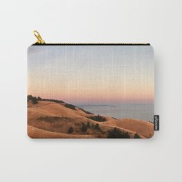 Untitled Sunset #1 Carry-All Pouch
