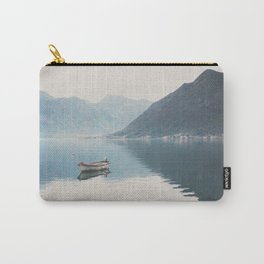 boat reflections ... Carry-All Pouch