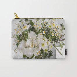 Flowers Spirit Collage Carry-All Pouch
