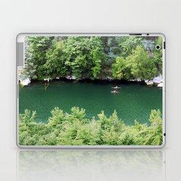 Kayaking the Mohonk Reserve Laptop & iPad Skin