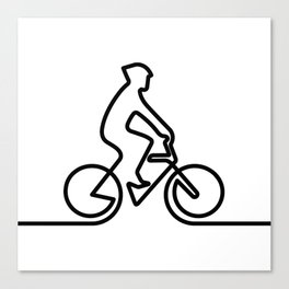 ROADBIKE Canvas Print