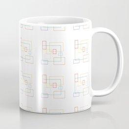 Squares vibes Coffee Mug