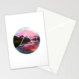 Wanderlust Lake Stationery Cards