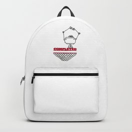 Robot - COMPLETED Backpack