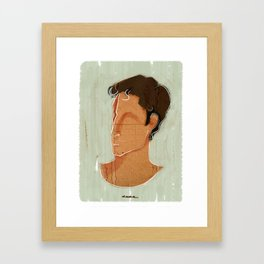 Marco Framed Art Print