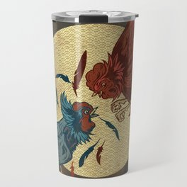 Ruler of The Roost Travel Mug