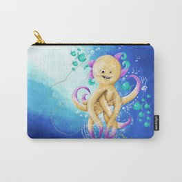 OCTOPUS MONSTER Carry-All Pouch