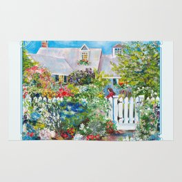 Summer in Kennebunkport Rug