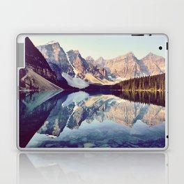 Moraine Lake Reflection Laptop & iPad Skin