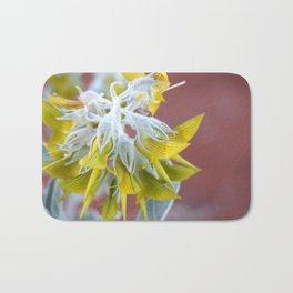 Alien flowers Bath Mat