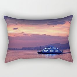 Ship Rectangular Pillow