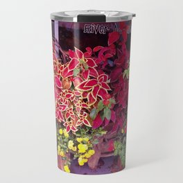 KINGSPORT TN - SHOPFRONT FLOWERS Travel Mug