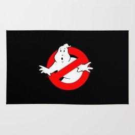 Ghostbusters Black Rug