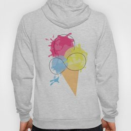 Paintball Cone Hoody