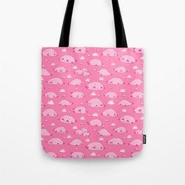 Bulbous Blobfish Tote Bag