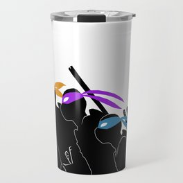 TMNT - The Team Travel Mug