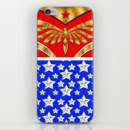 Wonder People! iPhone Skin