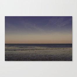 Wadden sea by Horumersiel-Schillig ( Northsea ) Canvas Print
