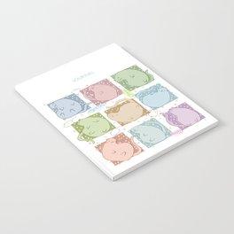 Blobby Cats Notebook