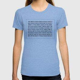 Cooper Cooper T-shirt